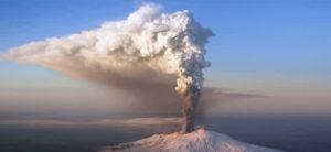 Извержение вулкана Невадо-дель-Руис