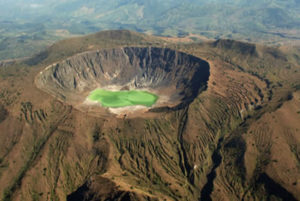 Вулкан Эль-Чичон