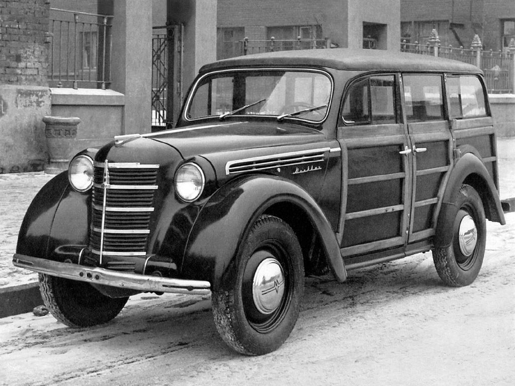 «Москвич»-400