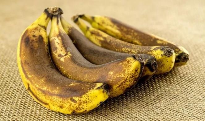 Перезрелые бананы Кавендиш