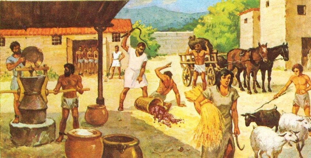 что картинки рабы древнего рима опг обвинили