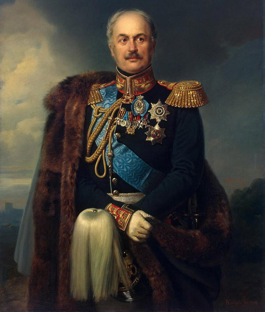 Граф Киселев Павел Дмитриевич