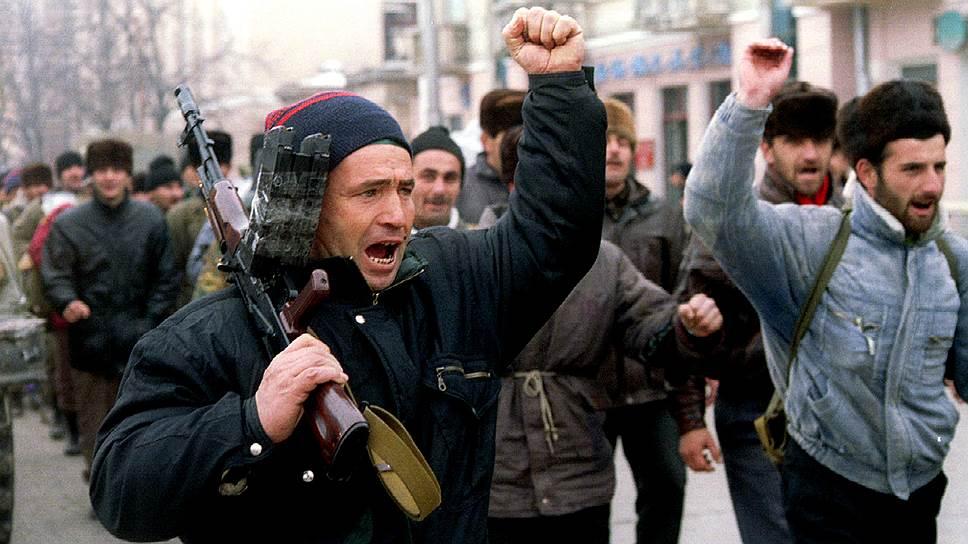 чеченские бандиты