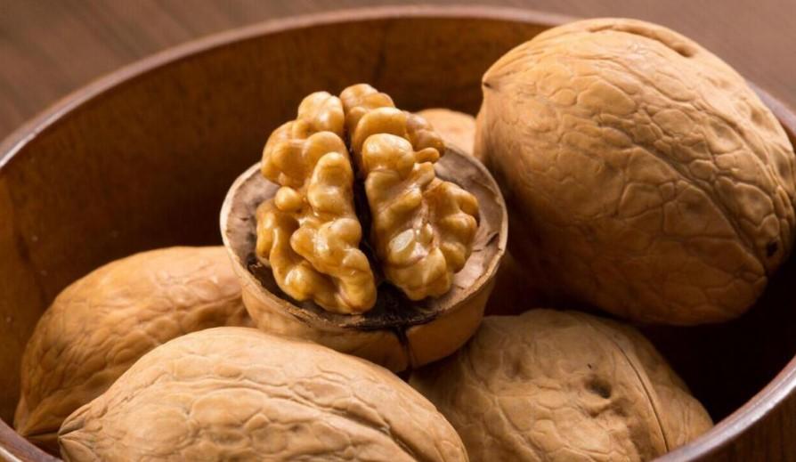 Грецкие орехи для чистки сосудов