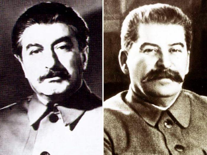 Двойник Сталина Феликс Дадаев