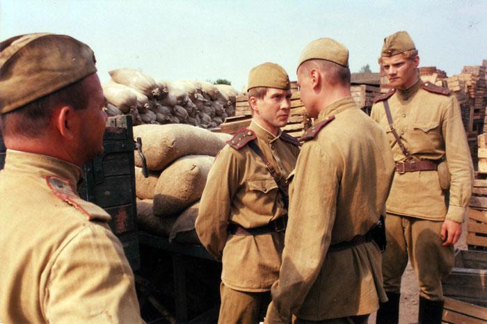 """Фото из фильма """"В августе 44-го"""""""