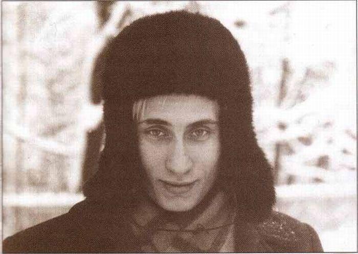 Лейтенант КГБ Владимир Путин, 1976 год