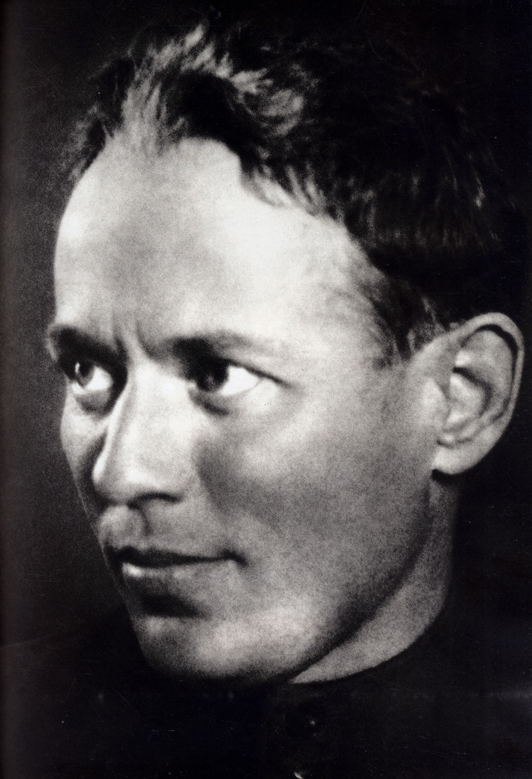 Молодой Михаил Шолохов