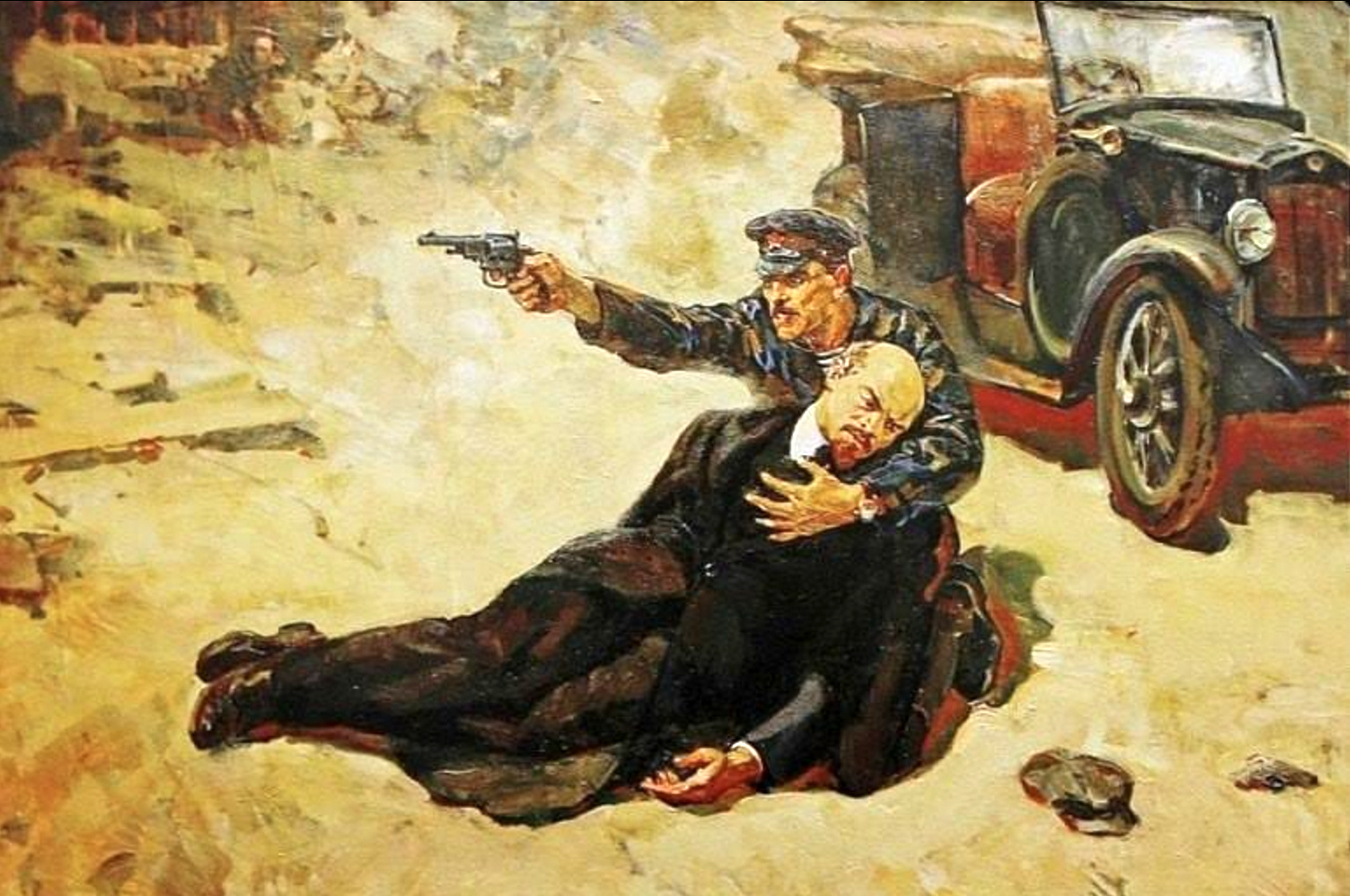 Покушение на Ленина