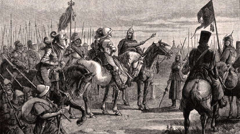 Русско-шведская война 1142 года