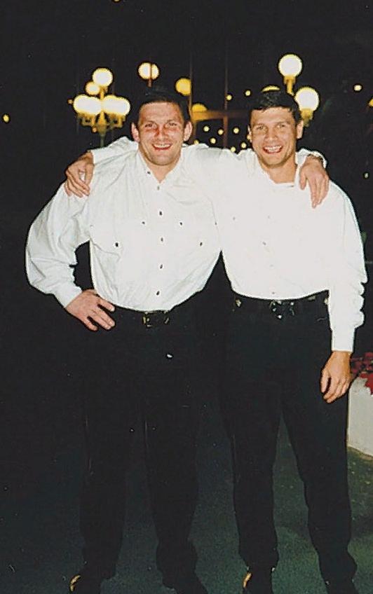 Сергей Буторин и Андрей Пылев