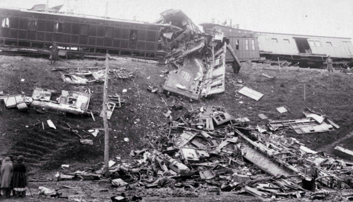 Трагедия в Борках