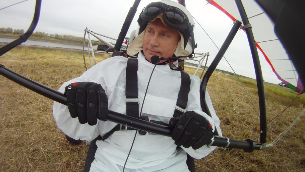 Угадайте, настоящий ли это Путин
