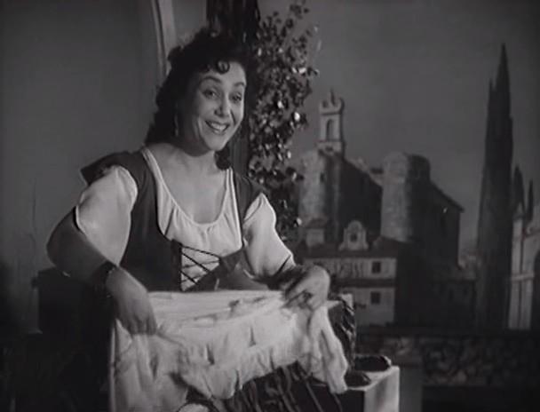 Генриетта Островская в спектакле «Учитель танцев»
