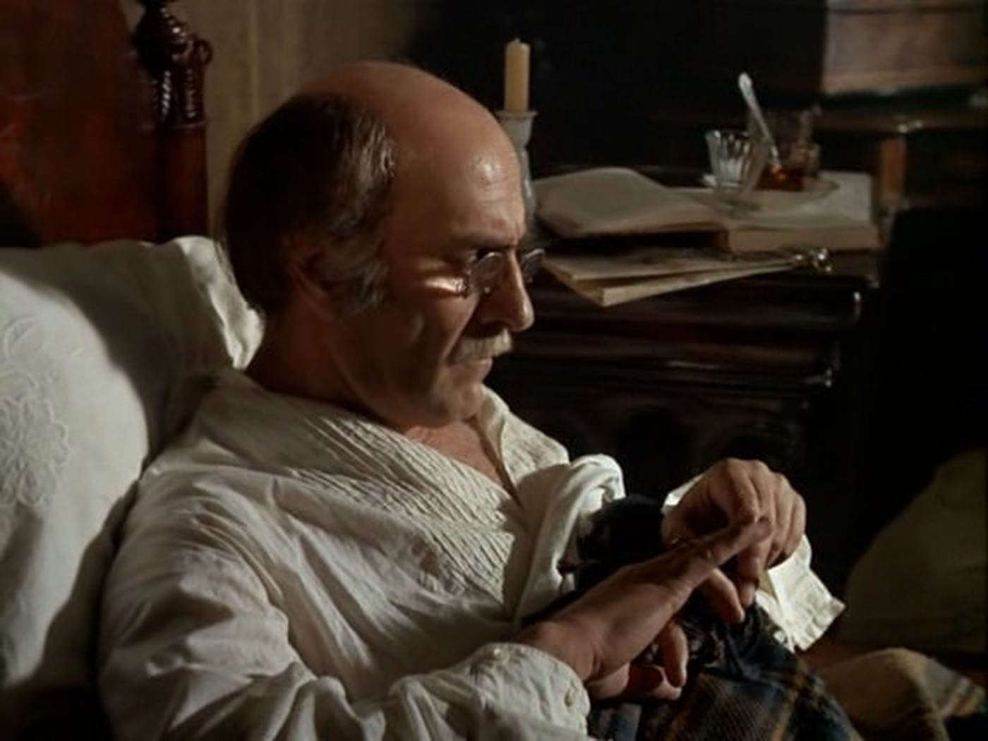 Кадр из фильма «Дядя Ваня»