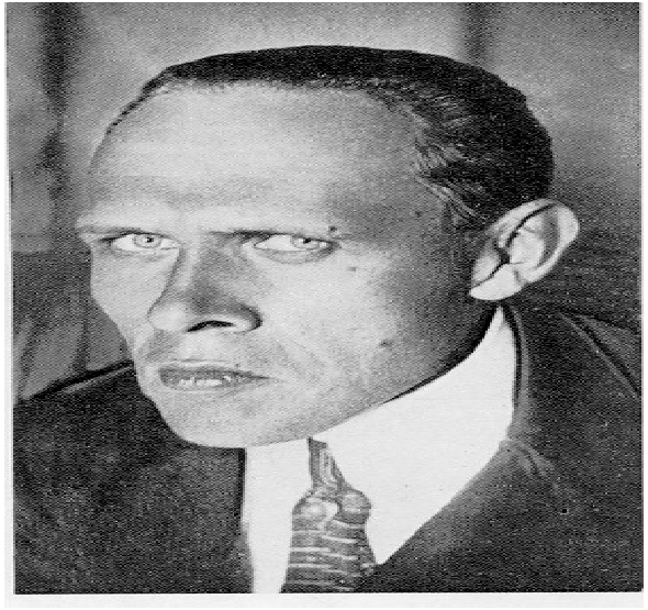 Даниил Хармс в 1932 году