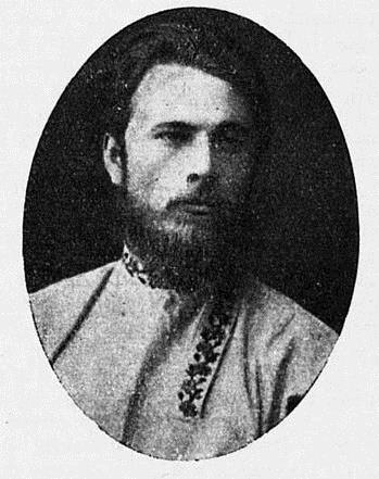 Е.Е. Лазарев в 1885 году