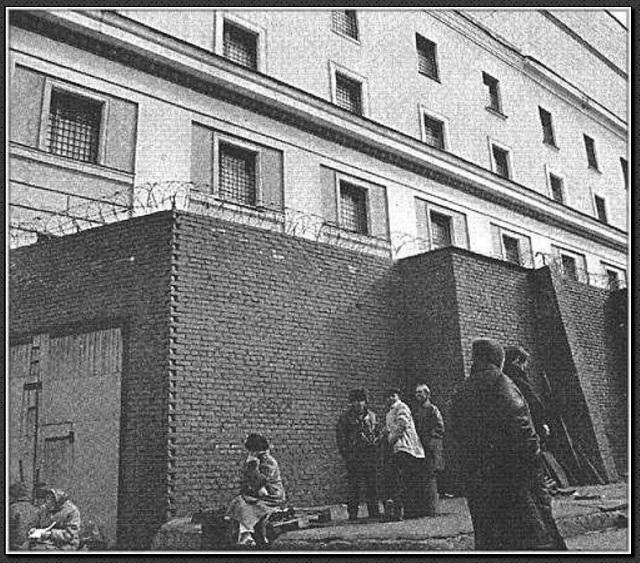 Матросская тишина при СССР