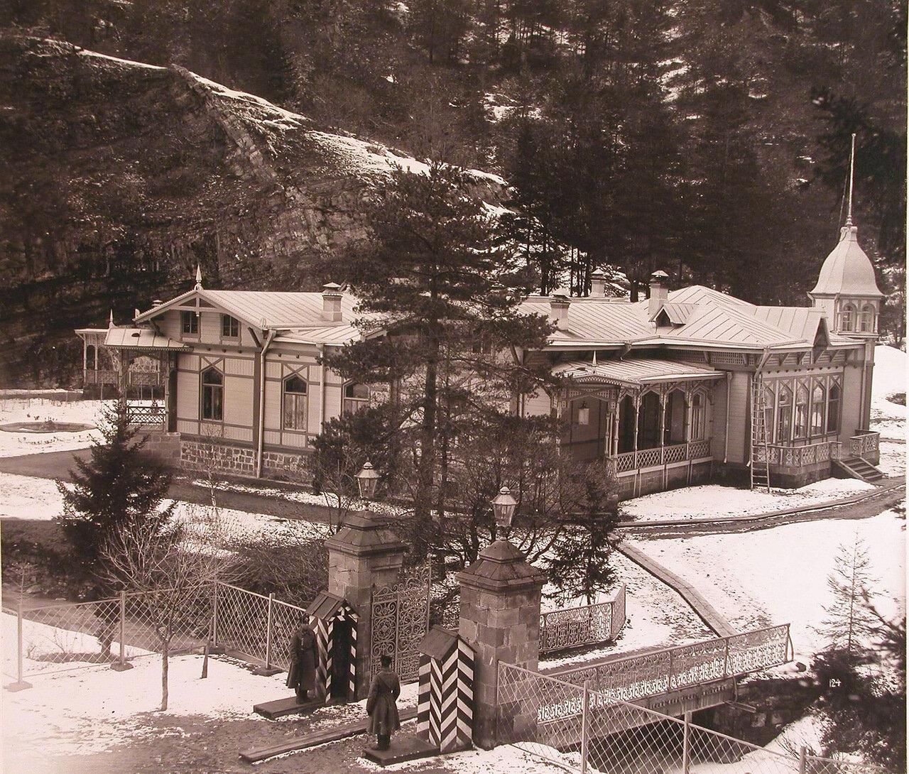 Дворец Георгия Александровича в Абастумани