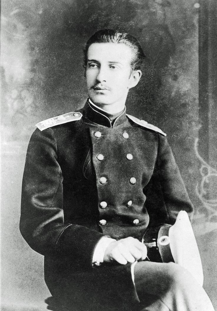 Великий князь Николай Константинович, внук Николая I