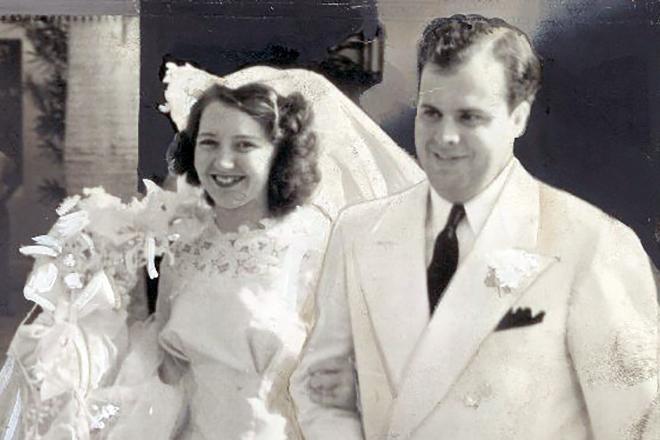 Свадьба Аль Капоне и Мей