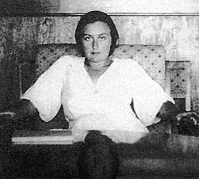 Нино Гегечкори, жена