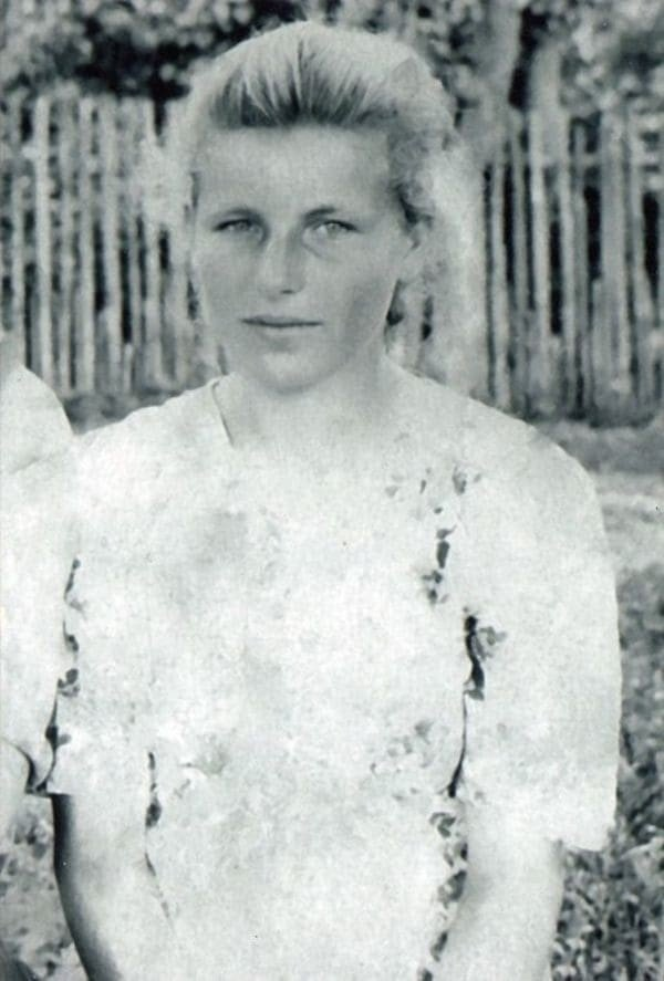 Валентина Дроздова