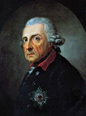 Прусский король Фридрих Великий - гей