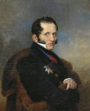 Граф Сергей Уваров - гей