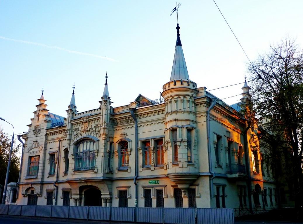 Дом сына Шамиля в Казани. Современный вид