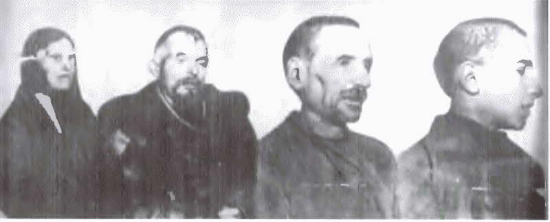 Дед Павла Сергей Морозов, его бабка Ксения, крестный отец Арсений Кулуканов и двоюродный брат Данила Морозов на скамье подсудимых