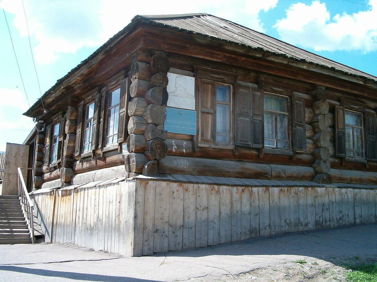 Дом Устиньи Кузнецовой