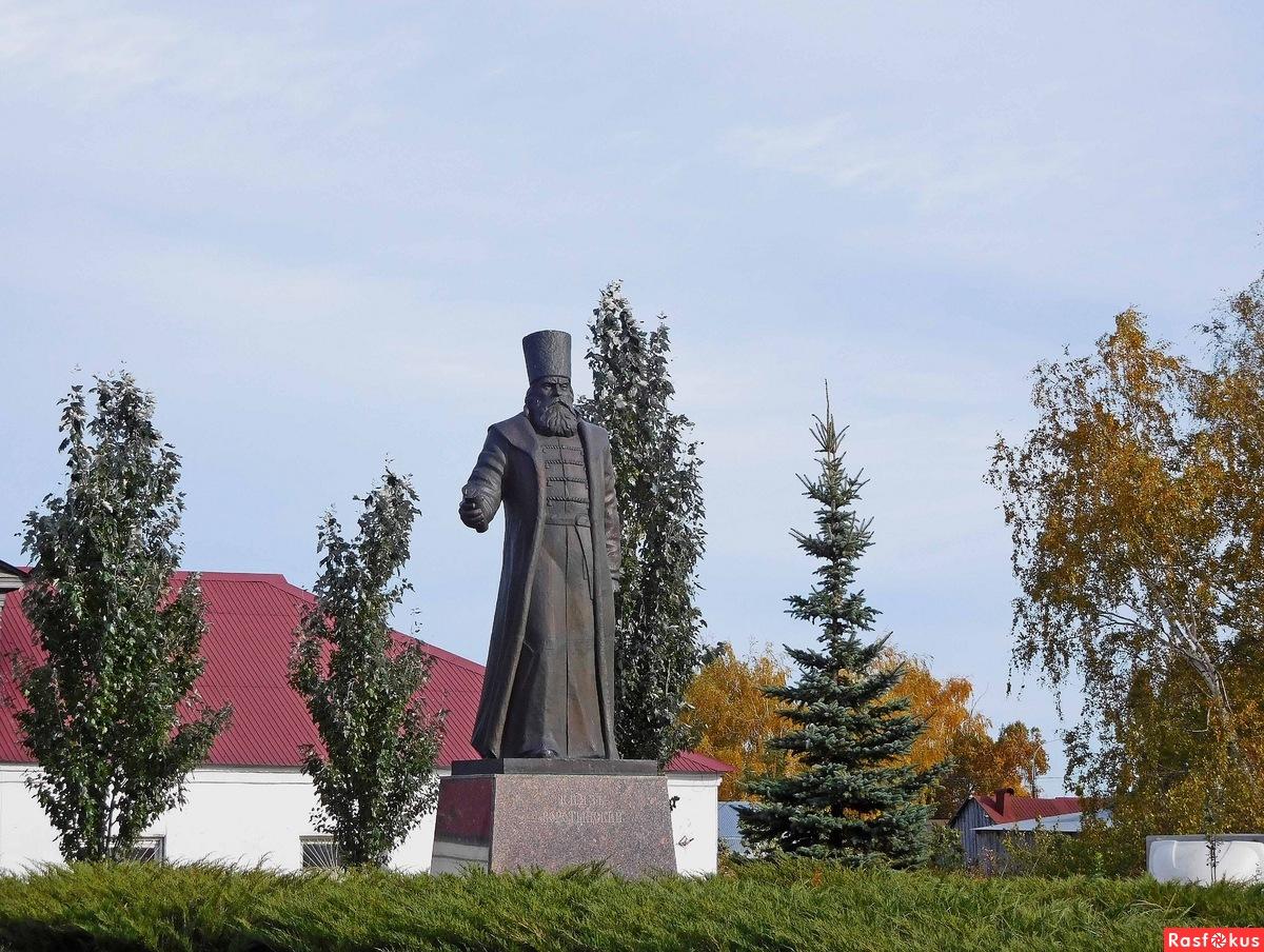 Памятник Михаилу Воротынскому