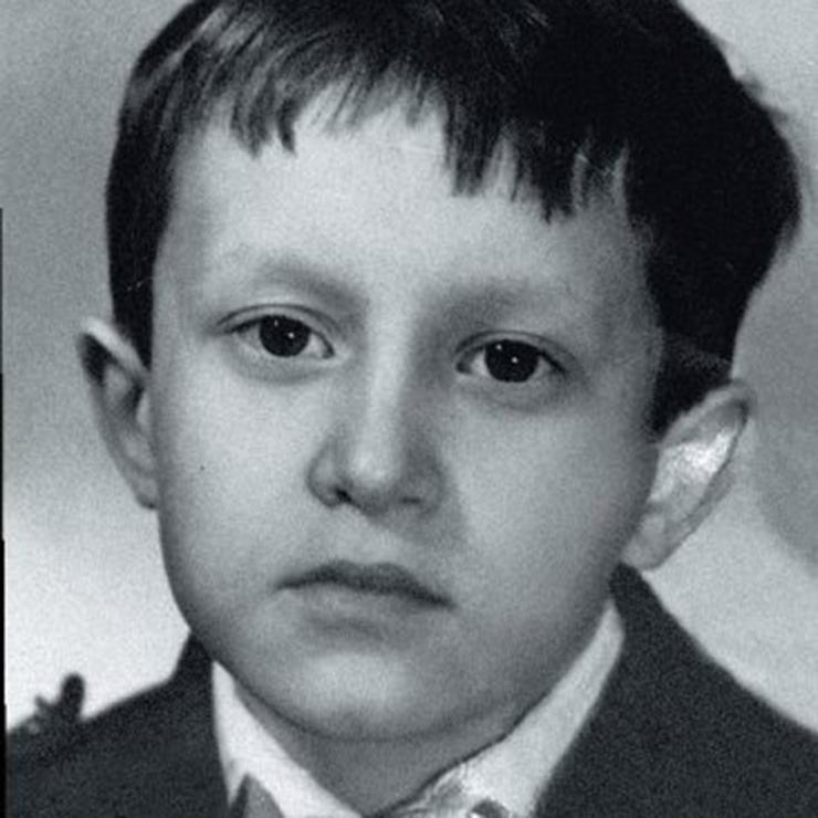 Пичушкин в детстве