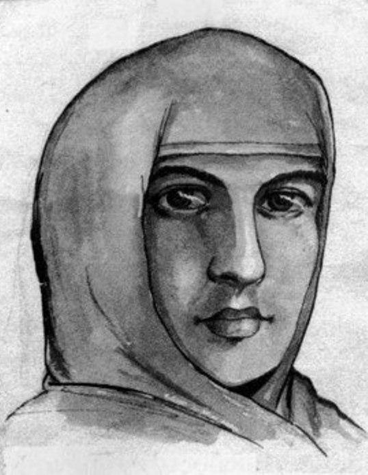 Портрет Софьи Пугачевой