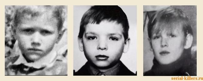 Последние погибшие мальчики – Юра, Владик и Денис