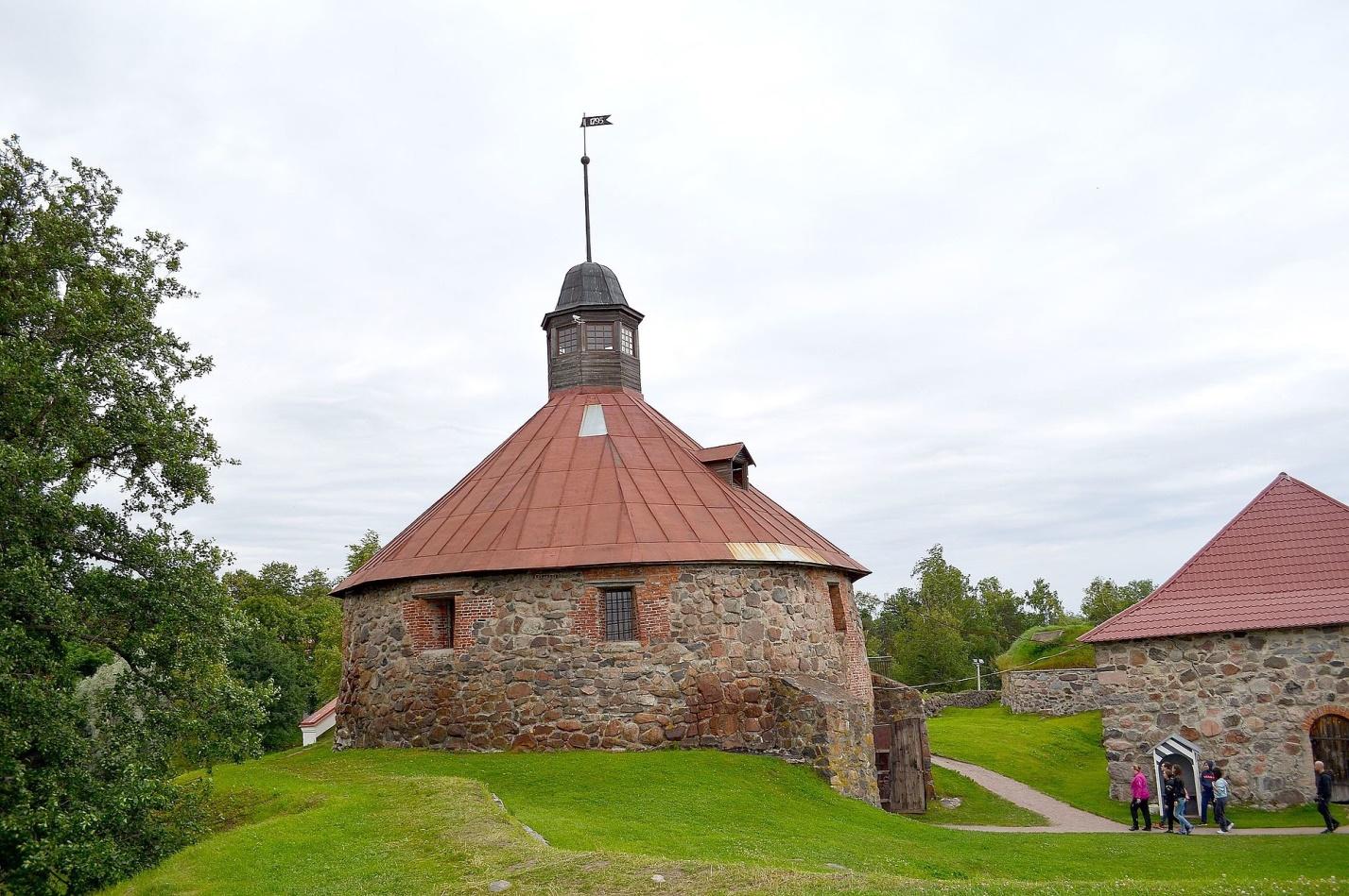 Пугачевская башня в Кексгольмской крепости