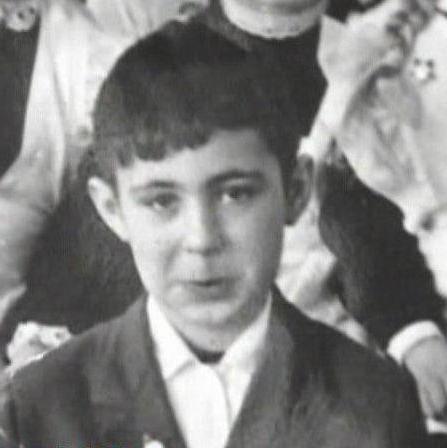 Сергей Головкин в детстве