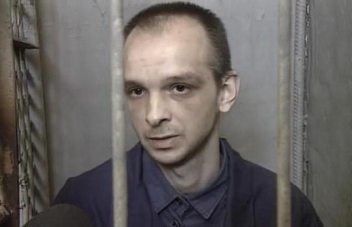 Юрий Цюман в заключении