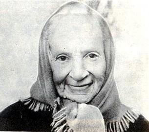 Галина Кузьменко в 1970-е годы