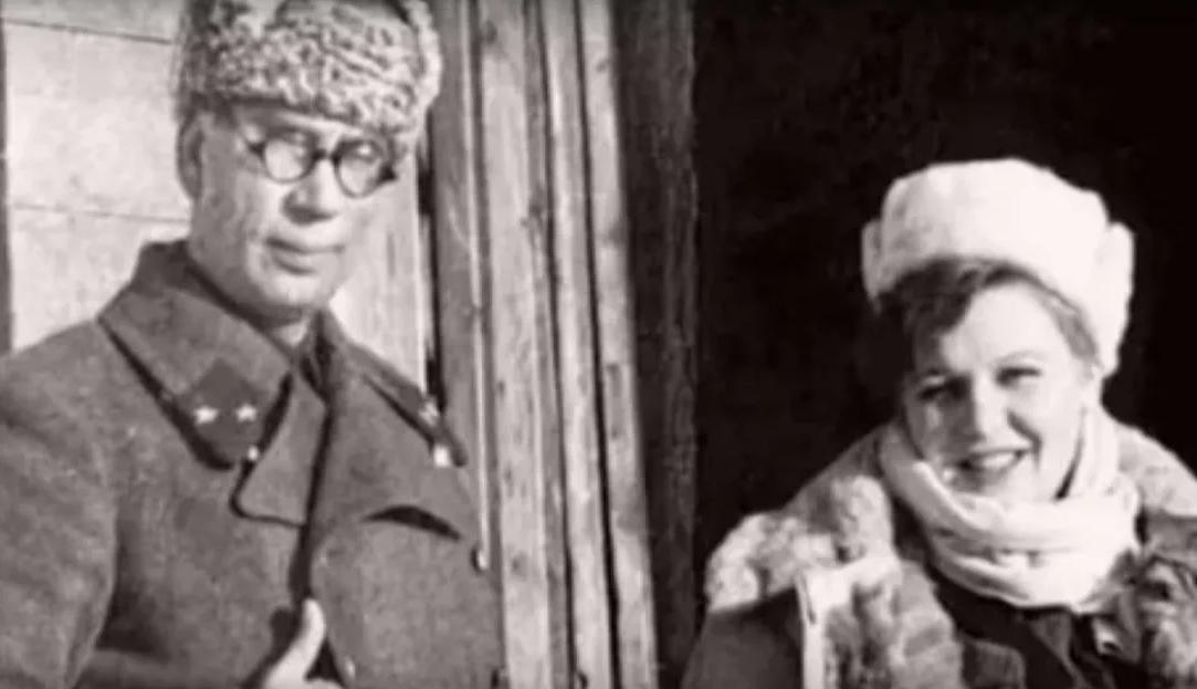Андрей Власов и Агнесса Подмазенко