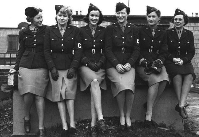 Работницы немецкого борделя