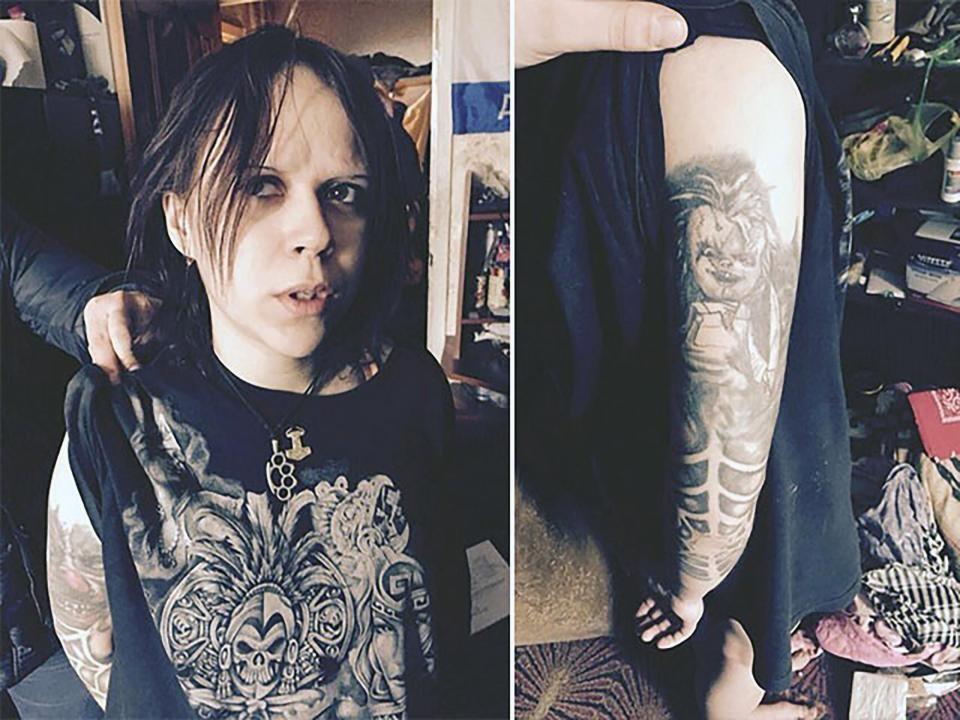 Татуировка Лобачевой