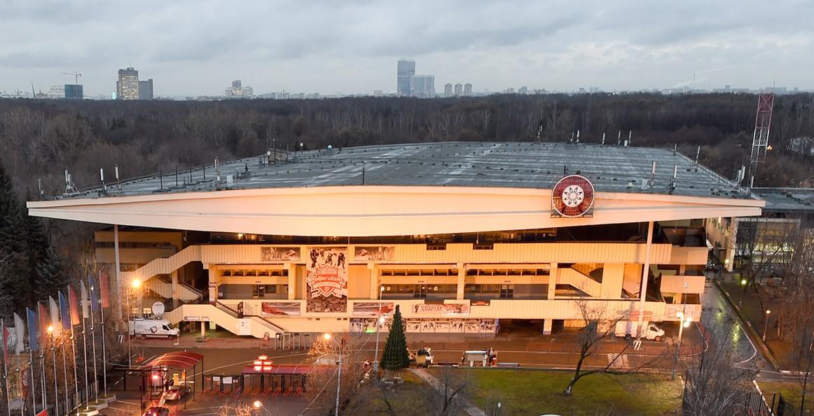 Дворец спорта «Сокольники»