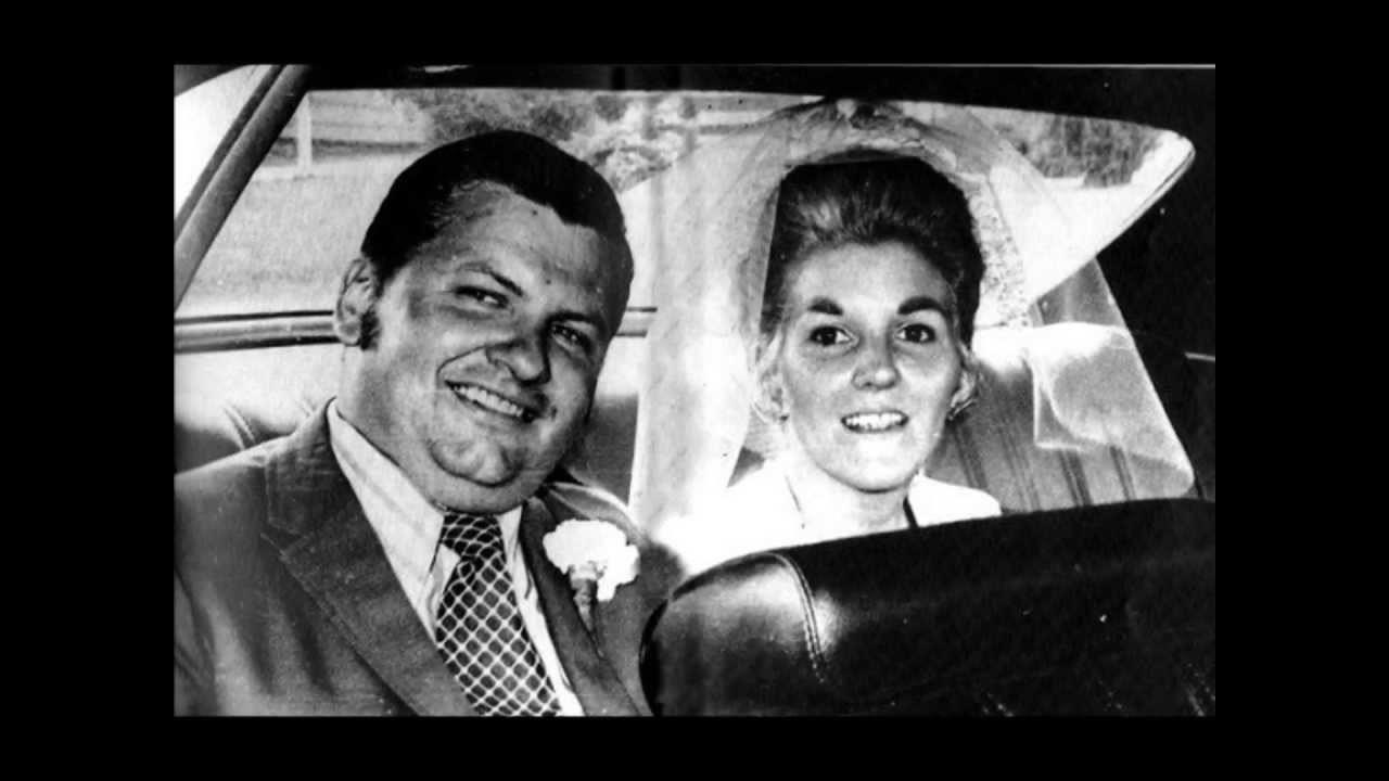 Джон Гейси и Кэрролл, свадебное фото