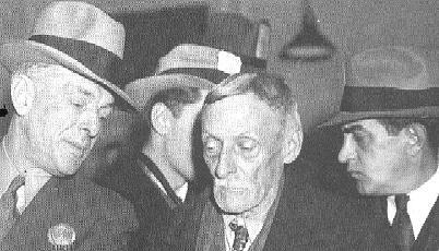 Детектив Уильям Кинг и Альберт Фиш