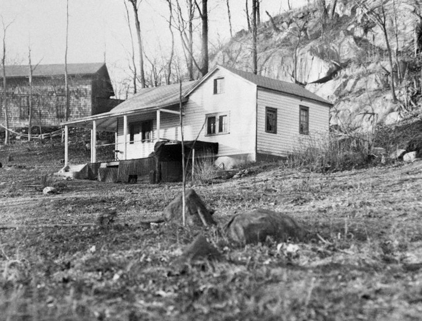 Дом, в котором была убита Грейс Бадд