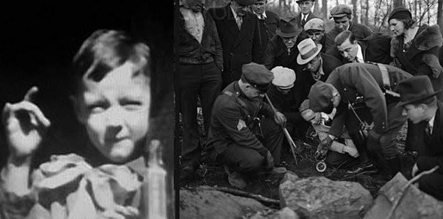 Фотография Билли Гаффни и поиски его останков