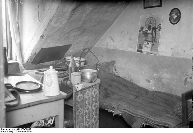 Комната Фрица Хаармана