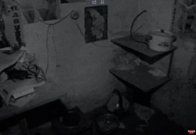 Бункер, в котором жили девушки